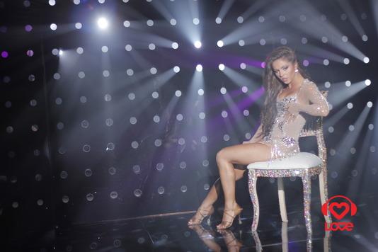 Нюша сняла клип на песню Воспоминание