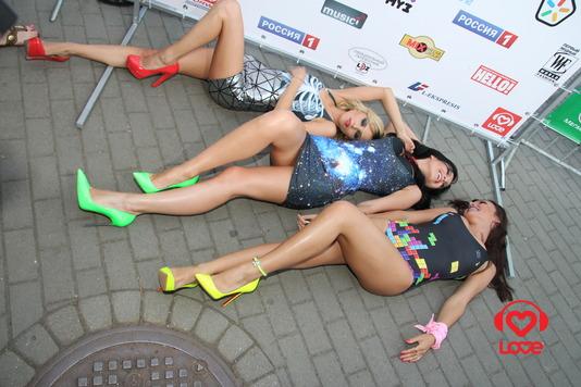 Новая Волна 2012. Первый конкурсный день. Serebro