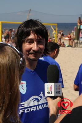 Новая Волна 2012. Турнир по пляжному футболу. Группа А-Студио