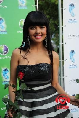 Победительница Новой Волны 2012. Niloo