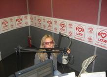 Даша Сагалова на Love Radio
