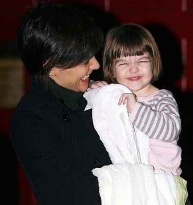 Дочь Тома Круза красивее детей Джолипиттов! Виктория ... бритни спирс слушать