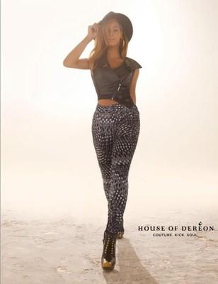 Бейонсе снялась в рекламной компании для своего лейба