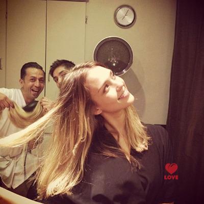Джессика Альба превратилась в блондинку