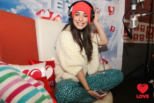 Пижамная Вечеринка Love Radio. Виктория Дайнеко