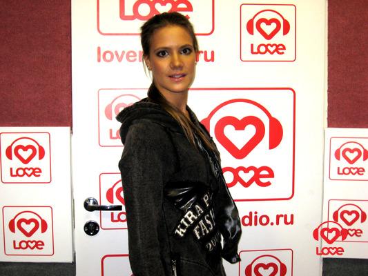 Кира Пластинина на LOVE RADIO