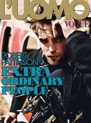 Роберт Паттинсон для L'uomo Vogue