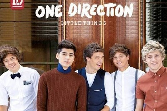 ONE DIRECTION – LITTLE THINGS