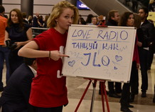 Акция Love Radio: Танцуй, как JLo