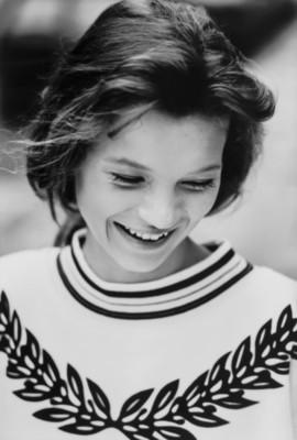 Фотографии юной Кейт Мосс уйдут с молотка