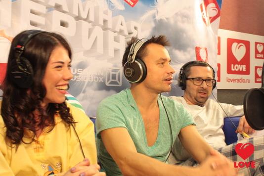 Пижамная Вечеринка Love Radio. Дискотека Авария