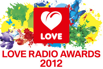 Love Radio Awards 2012