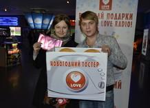 Приключения Новогоднего Тостера Love Radio