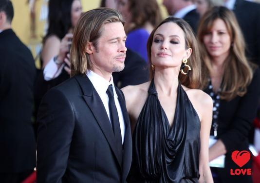 Брэд Питт выкупит секс-видео с Джоли за 10 млн долларов