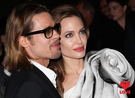Путин просит Джоли и Питта пожениться в России