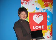 Победители конкурса Lenovo - Наталья Васина