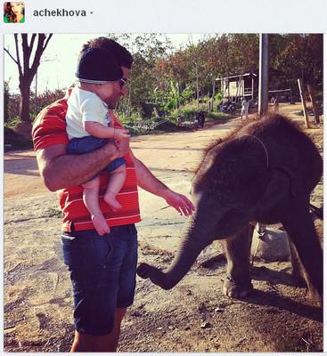 Анфиса Чехова расстроена отдыхом в Таиланде