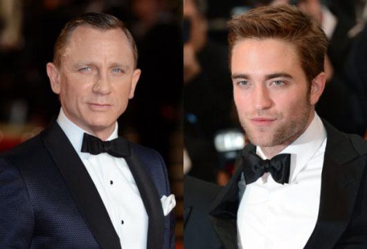 Роберт Паттинсон станет новым Агентом 007?