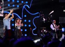 Big Love Show 2013. Москва. Дискотека Авария