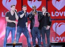 Big Love Show 2013. Москва. Blue