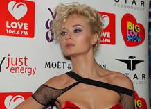 Big Love Show 2013. Москва. Полина Гагарина