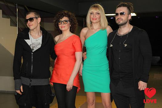 Big Love Show 2013. Москва. Банд'Эрос