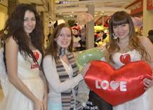 Секретная миссия Love Radio: подготовка к 23 февраля. Love Angels