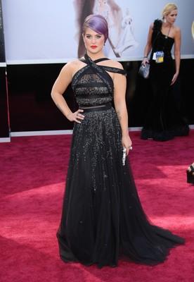Худшие наряды Оскара 2013. Келли Осборн