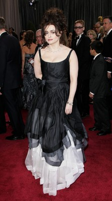 Худшие наряды Оскара 2013. Хелена Бонем Картер