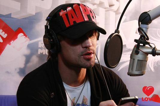Пижамная Вечеринка Love Radio. Дима Билан