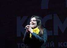 Дина Гарипова в Санкт-Петербурге